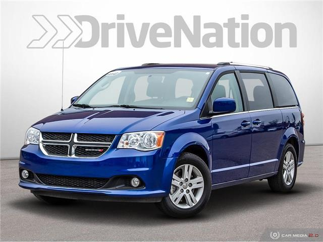 2018 Dodge Grand Caravan Crew (Stk: D1461) in Regina - Image 1 of 28