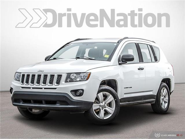 2015 Jeep Compass Sport/North (Stk: D1448) in Regina - Image 1 of 28