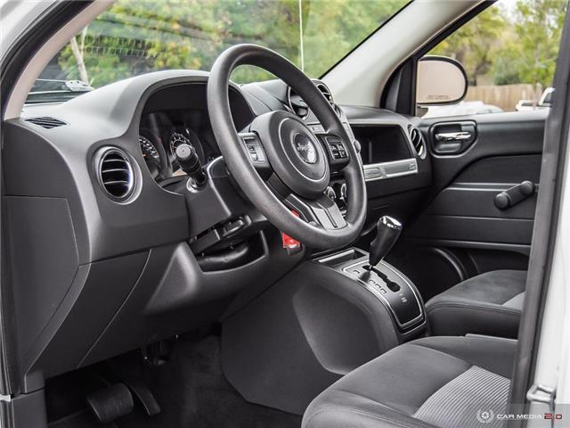 2015 Jeep Compass Sport/North (Stk: D1448) in Regina - Image 26 of 56