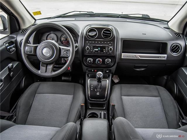 2015 Jeep Compass Sport/North (Stk: D1448) in Regina - Image 52 of 56