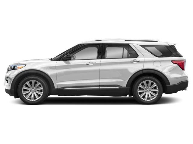 2020 Ford Explorer Platinum (Stk: 20104) in Wilkie - Image 2 of 9