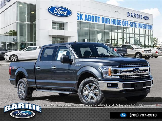 2019 Ford F-150 XLT (Stk: T1395) in Barrie - Image 1 of 25