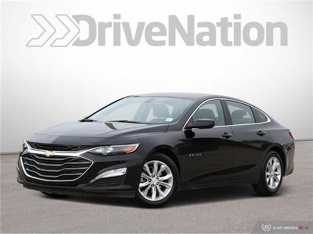 2019 Chevrolet Malibu LT (Stk: NE242) in Calgary - Image 1 of 27