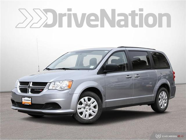 2018 Dodge Grand Caravan CVP/SXT (Stk: NE266) in Calgary - Image 1 of 27