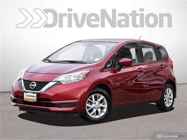 2018 Nissan Versa Note 1.6 SV (Stk: NE271) in Calgary - Image 1 of 27