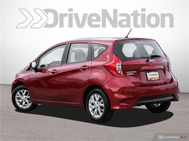 2018 Nissan Versa Note 1.6 SV (Stk: NE271) in Calgary - Image 4 of 27