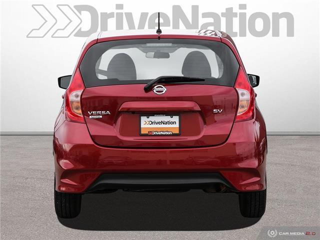 2018 Nissan Versa Note 1.6 SV (Stk: NE271) in Calgary - Image 5 of 27