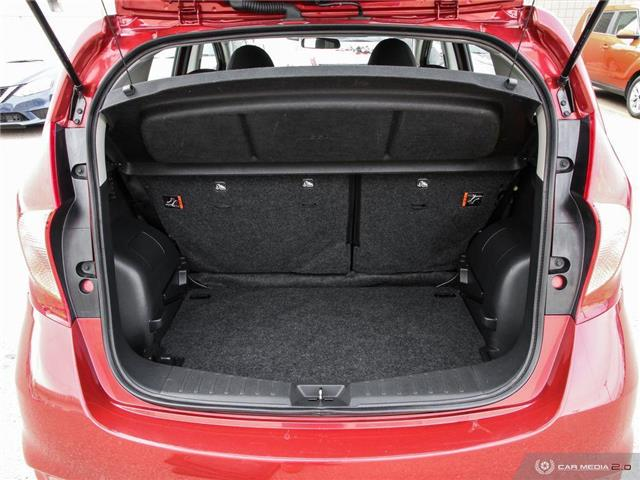 2018 Nissan Versa Note 1.6 SV (Stk: NE271) in Calgary - Image 11 of 27