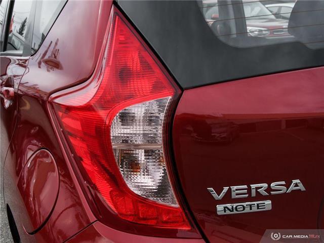 2018 Nissan Versa Note 1.6 SV (Stk: NE271) in Calgary - Image 12 of 27
