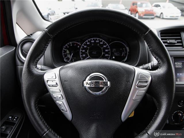 2018 Nissan Versa Note 1.6 SV (Stk: NE271) in Calgary - Image 14 of 27