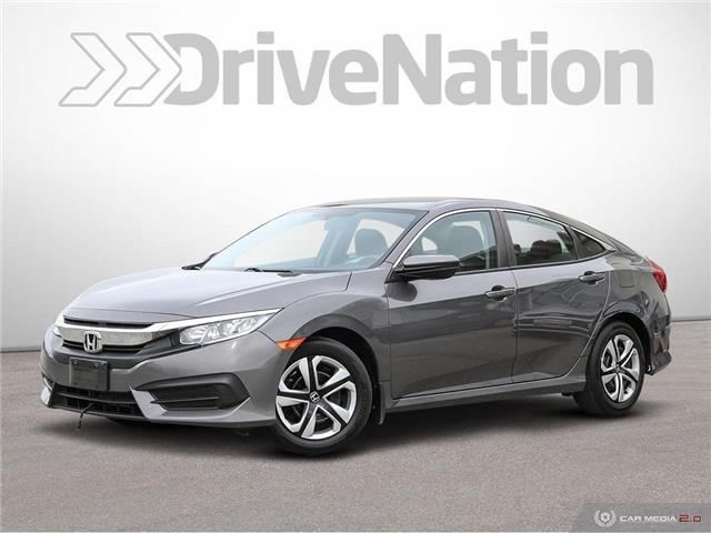 2016 Honda Civic LX (Stk: NE222A) in Calgary - Image 1 of 27