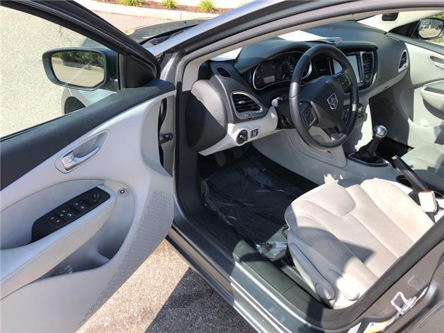 2013 Dodge Dart SXT/Rallye (Stk: P3449A) in Oakville - Image 10 of 17