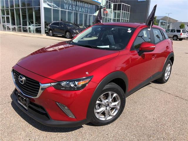 2018 Mazda CX-3 GS (Stk: 16561A) in Oakville - Image 9 of 19