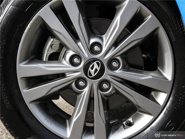 2017 Hyundai Elantra GL (Stk: NE250) in Calgary - Image 6 of 27