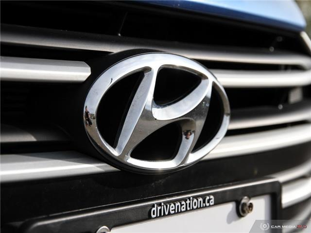 2017 Hyundai Elantra GL (Stk: NE250) in Calgary - Image 9 of 27
