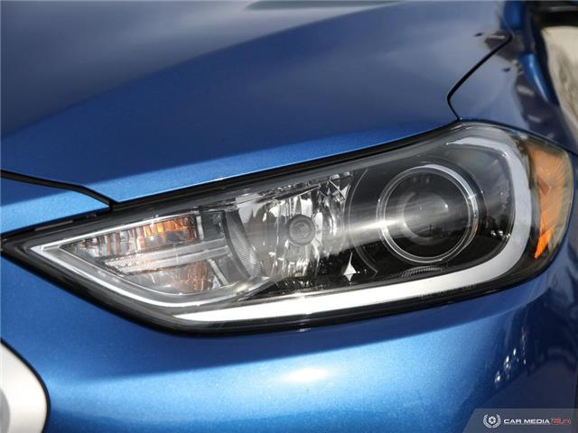 2017 Hyundai Elantra GL (Stk: NE250) in Calgary - Image 10 of 27