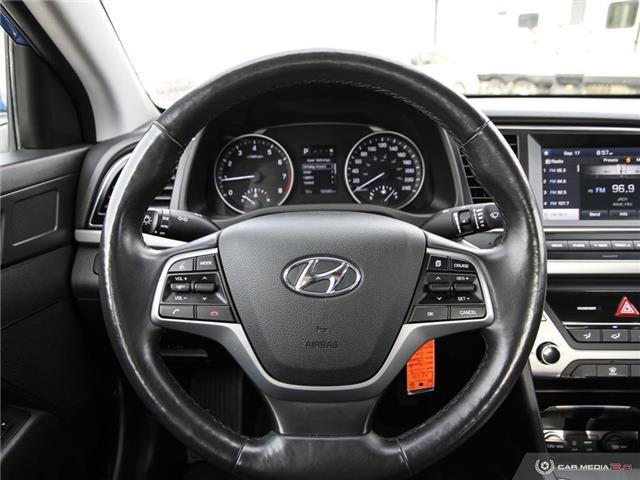 2017 Hyundai Elantra GL (Stk: NE250) in Calgary - Image 14 of 27
