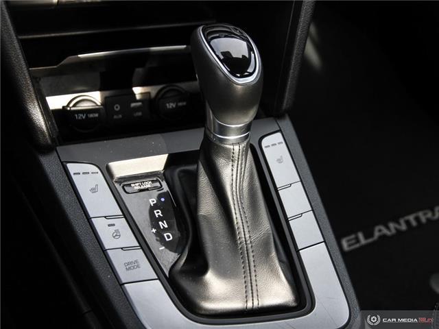 2017 Hyundai Elantra GL (Stk: NE250) in Calgary - Image 19 of 27