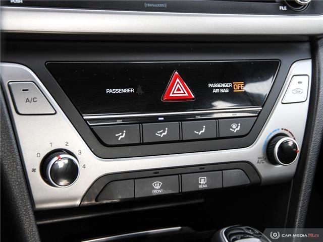 2017 Hyundai Elantra GL (Stk: NE250) in Calgary - Image 20 of 27