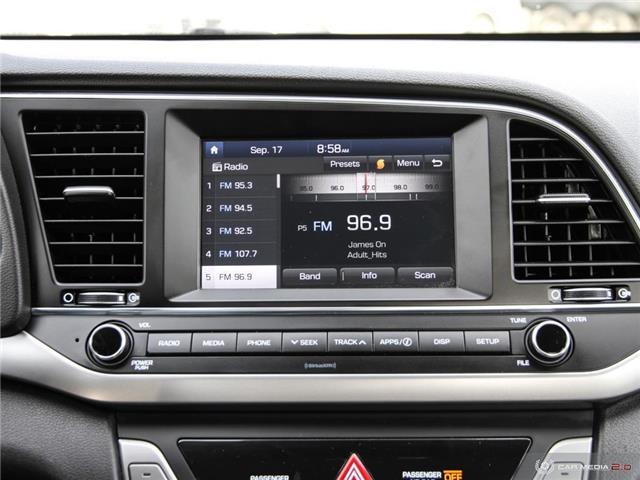 2017 Hyundai Elantra GL (Stk: NE250) in Calgary - Image 21 of 27