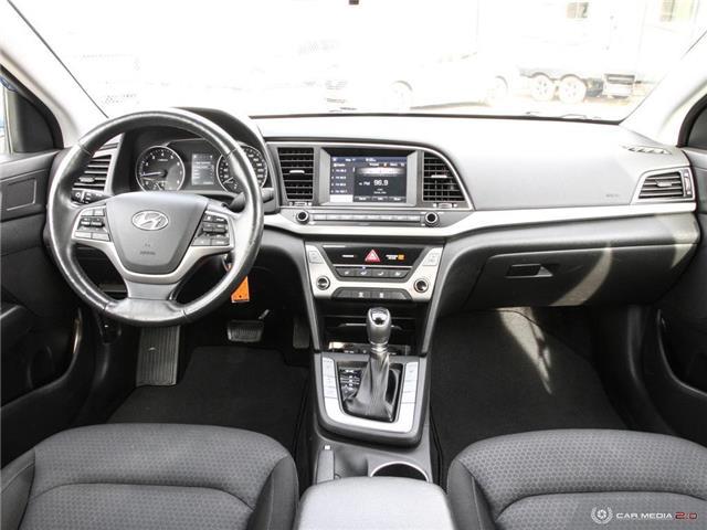 2017 Hyundai Elantra GL (Stk: NE250) in Calgary - Image 25 of 27
