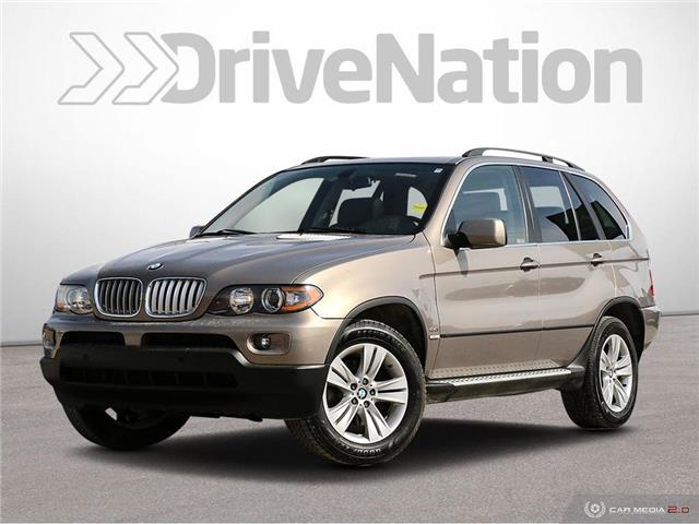 2005 BMW X5 4.4i (Stk: A3013) in Saskatoon - Image 1 of 28