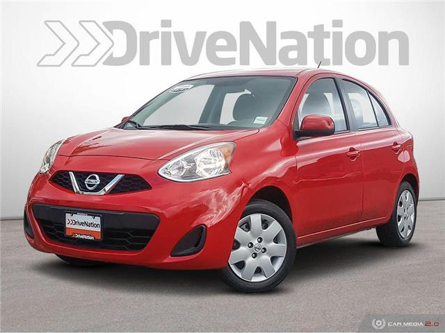 2017 Nissan Micra SV (Stk: G0258) in Abbotsford - Image 1 of 25