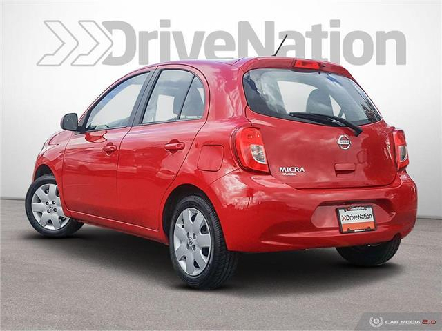 2017 Nissan Micra SV (Stk: G0258) in Abbotsford - Image 4 of 25