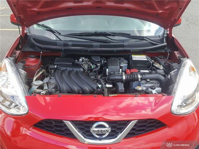 2017 Nissan Micra SV (Stk: G0258) in Abbotsford - Image 10 of 25