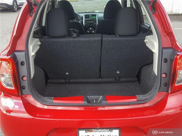 2017 Nissan Micra SV (Stk: G0258) in Abbotsford - Image 12 of 25