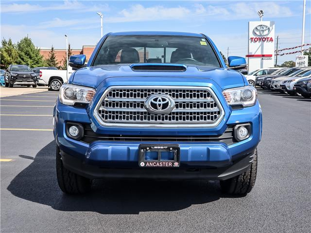2016 Toyota Tacoma  (Stk: P132) in Ancaster - Image 2 of 30