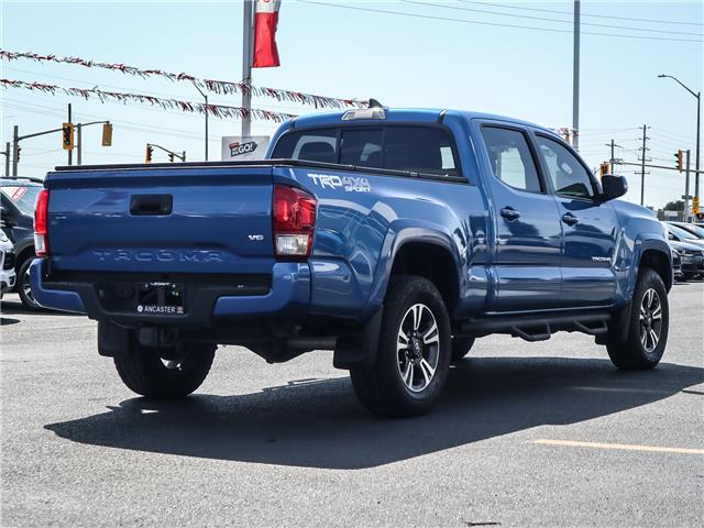 2016 Toyota Tacoma  (Stk: P132) in Ancaster - Image 5 of 30