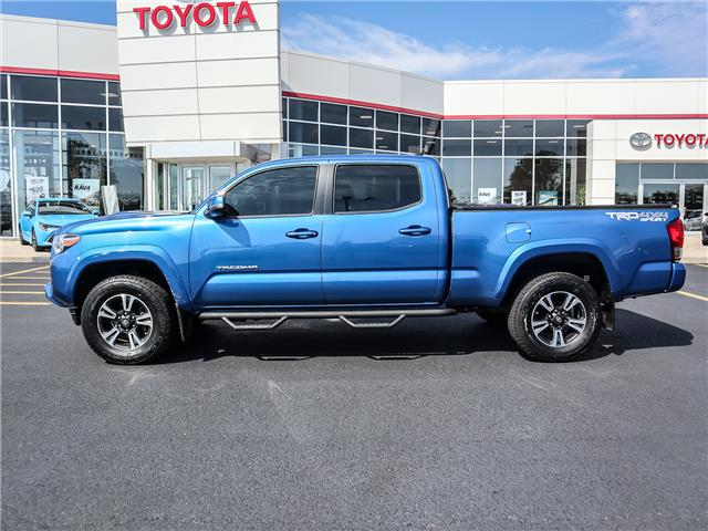 2016 Toyota Tacoma  (Stk: P132) in Ancaster - Image 8 of 30