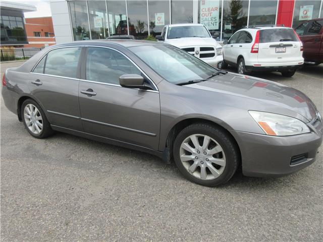 2006 Honda Accord EX V6 (Stk: 9608) in Okotoks - Image 1 of 16