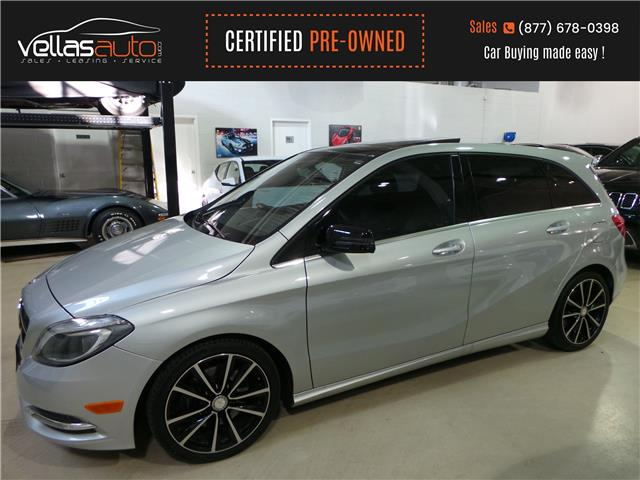 2014 Mercedes-Benz B-Class  (Stk: NP9789) in Vaughan - Image 1 of 25