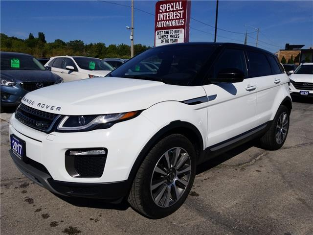 2017 Land Rover Range Rover Evoque HSE (Stk: 234745) in Cambridge - Image 1 of 25