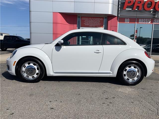 2016 Volkswagen Beetle 1.8 TSI Comfortline (Stk: GM607249) in Sarnia - Image 5 of 28