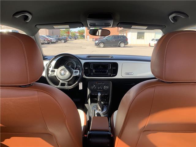 2016 Volkswagen Beetle 1.8 TSI Comfortline (Stk: GM607249) in Sarnia - Image 10 of 28