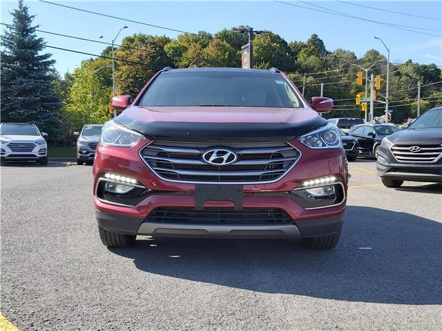 2018 Hyundai Santa Fe Sport 2.4 Luxury (Stk: P3363) in Ottawa - Image 2 of 12