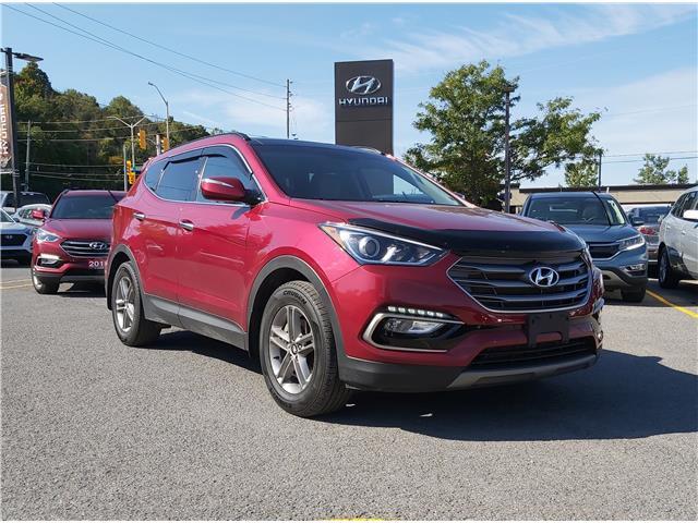 2018 Hyundai Santa Fe Sport 2.4 Luxury (Stk: P3363) in Ottawa - Image 1 of 12