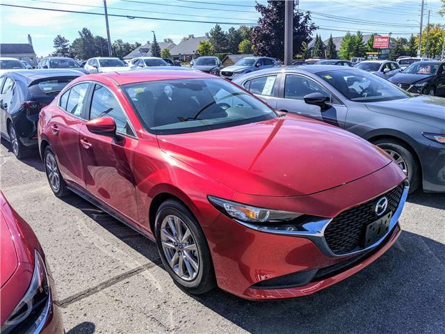 2019 Mazda Mazda3 GX (Stk: K7760) in Peterborough - Image 1 of 2