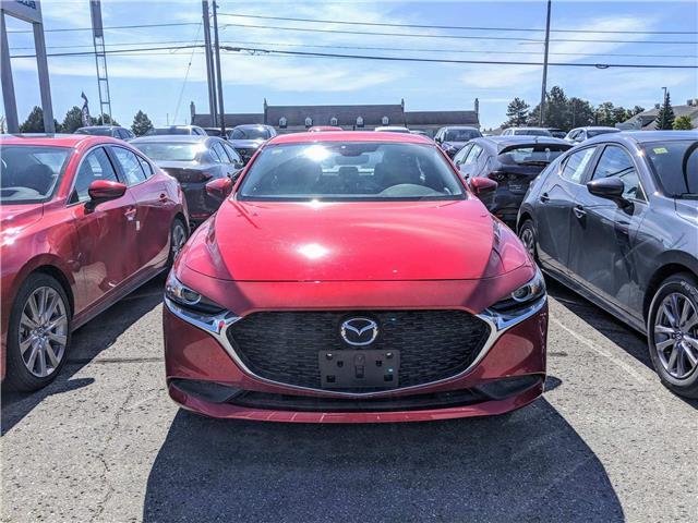 2019 Mazda Mazda3 GX (Stk: K7760) in Peterborough - Image 2 of 2