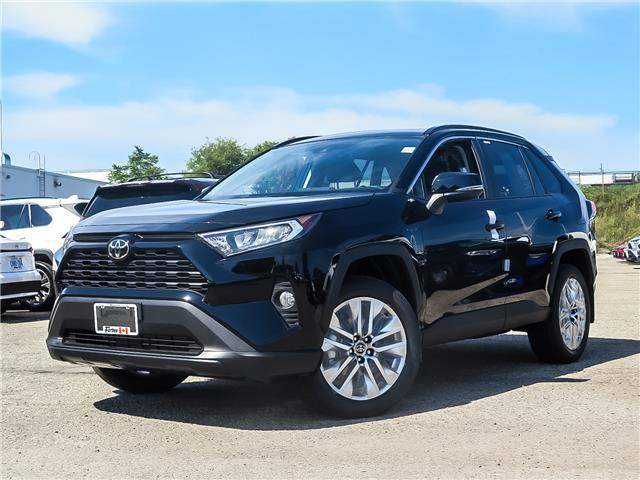 2019 Toyota RAV4 XLE (Stk: 95578) in Waterloo - Image 1 of 18