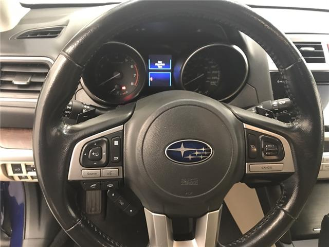 2015 Subaru Outback 2.5i Limited Package (Stk: 150527) in Lethbridge - Image 14 of 28