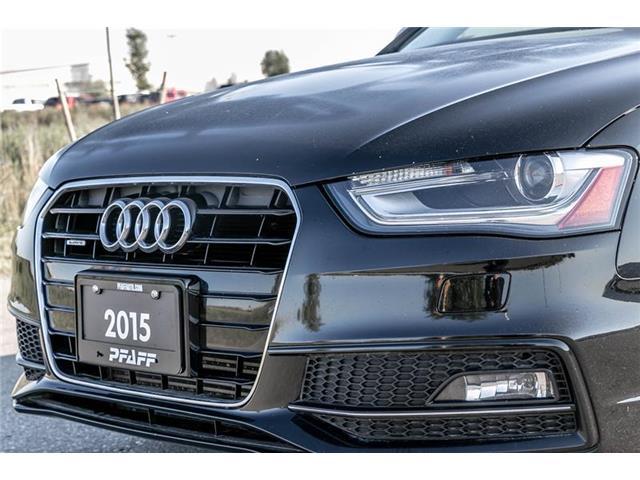 2015 Audi A4 2.0T Komfort (Stk: MA1772) in London - Image 4 of 22