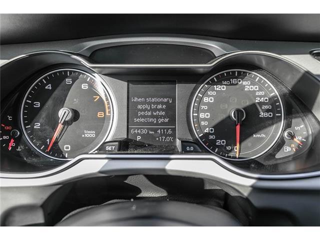 2015 Audi A4 2.0T Komfort (Stk: MA1772) in London - Image 17 of 22