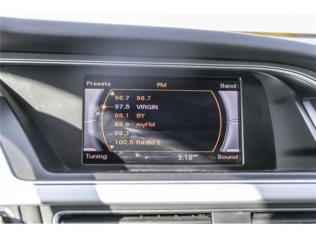 2015 Audi A4 2.0T Komfort (Stk: MA1772) in London - Image 19 of 22