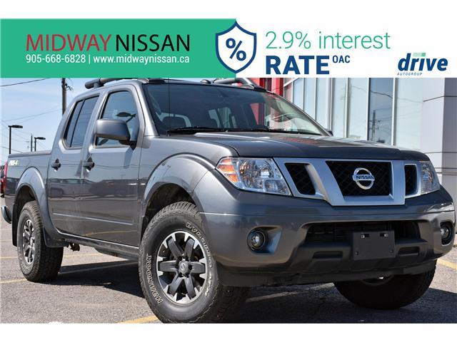 2019 Nissan Frontier PRO-4X 1N6AD0EV3KN724037 U1866R in Whitby