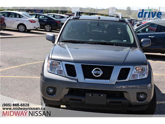 2019 Nissan Frontier PRO-4X (Stk: U1866R) in Whitby - Image 4 of 31