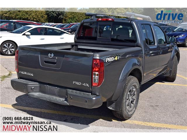 2019 Nissan Frontier PRO-4X (Stk: U1866R) in Whitby - Image 10 of 31